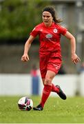 9 May 2021; Ciara Grant of Shelbourne during the SSE Airtricity Women's National League match between Treaty United and Shelbourne at Jackman Park in Limerick. Photo by Eóin Noonan/Sportsfile