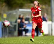 9 May 2021; Jamie Finn of Shelbourne during the SSE Airtricity Women's National League match between Treaty United and Shelbourne at Jackman Park in Limerick. Photo by Eóin Noonan/Sportsfile
