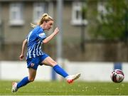 9 May 2021; Cara Griffin of Treaty United during the SSE Airtricity Women's National League match between Treaty United and Shelbourne at Jackman Park in Limerick. Photo by Eóin Noonan/Sportsfile
