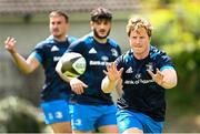 10 May 2021; James Tracy during Leinster Rugby squad training at UCD in Dublin. Photo by Ramsey Cardy/Sportsfile