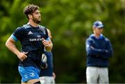 10 May 2021; Caelan Doris during Leinster Rugby squad training at UCD in Dublin. Photo by Ramsey Cardy/Sportsfile