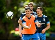 10 May 2021; Jonathan Sexton during Leinster Rugby squad training at UCD in Dublin. Photo by Ramsey Cardy/Sportsfile