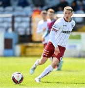 3 May 2021; Anthony Breslin of Bohemians during the SSE Airtricity League Premier Division match between Drogheda United and Bohemians at Head in the Game Park in Drogheda, Louth. Photo by Sam Barnes/Sportsfile
