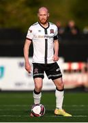7 May 2021; Chris Shields of Dundalk during the SSE Airtricity League Premier Division match between Dundalk and Sligo Rovers at Oriel Park in Dundalk, Louth. Photo by Ben McShane/Sportsfile