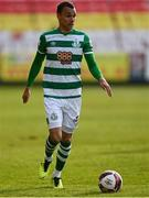 8 May 2021; Graham Burke of Shamrock Rovers during the SSE Airtricity League Premier Division match between St Patrick's Athletic and Shamrock Rovers at Richmond Park in Dublin. Photo by Harry Murphy/Sportsfile