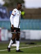 7 May 2021; Val Adedokun of Dundalk during the SSE Airtricity League Premier Division match between Dundalk and Sligo Rovers at Oriel Park in Dundalk, Louth. Photo by Ben McShane/Sportsfile