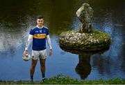 11 May 2021; Michael Quinlivan of Tipperary poses for a portrait at the launch of the 2021 Allianz Football League at St Patrick's Well in Clonmel, Tipperary. Photo by Seb Daly/Sportsfile