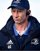 8 May 2021; Leinster head coach Leo Cullen prior to the Guinness PRO14 Rainbow Cup match between Connacht and Leinster at The Sportsground in Galway. Photo by David Fitzgerald/Sportsfile
