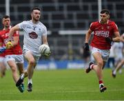 15 May 2021; Kevin Flynn of Kildare in action against Paul Walsh of Cork during the Allianz Football League Division 2 South Round 1 match between Cork and Kildare at Semple Stadium in Thurles, Tipperary. Photo by Ray McManus/Sportsfile