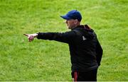 15 May 2021; Down manager Paddy Tally during the Allianz Football League Division 2 North Round 1 match between Mayo and Down at Elverys MacHale Park in Castlebar, Mayo. Photo by Piaras Ó Mídheach/Sportsfile