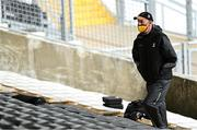 16 May 2021; Kilkenny manager Brian Cody before the Allianz Hurling League Division 1 Group B Round 2 match between Kilkenny and Antrim at UPMC Nowlan Park in Kilkenny. Photo by Brendan Moran/Sportsfile
