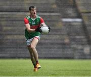 15 May 2021; James McCormack of Mayo during the Allianz Football League Division 2 North Round 1 match between Mayo and Down at Elverys MacHale Park in Castlebar, Mayo. Photo by Piaras Ó Mídheach/Sportsfile
