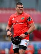 14 May 2021; CJ Stander of Munster during the Guinness PRO14 Rainbow Cup match between Munster and Connacht at Thomond Park in Limerick. Photo by Brendan Moran/Sportsfile