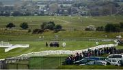 22 May 2021; A general view during the Betway Spring Fillies Handicap during day one of the Tattersalls Irish Guineas Festival at The Curragh Racecourse in Kildare. Photo by David Fitzgerald/Sportsfile