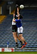 22 May 2021; Conor Sweeney of Tipperary in action against Nicky Devereux of Wicklow during the Allianz Football League Division 3 South Round 2 match between Tipperary and Wicklow at Semple Stadium in Thurles, Tipperary. Photo by Ray McManus/Sportsfile