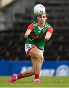 22 May 2021; Oisin Mullin of Mayo during the Allianz Football League Division 2 North Round 2 match between Westmeath and Mayo at TEG Cusack Park in Mullingar, Westmeath. Photo by Stephen McCarthy/Sportsfile