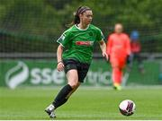 22 May 2021; Lauryn O'Callaghan of Peamount United during the SSE Airtricity Women's National League match between DLR Waves and Peamount United at UCD Bowl in Belfield, Dublin. Photo by Sam Barnes/Sportsfile