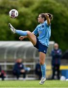 22 May 2021; Emily Whelan of Shelbourne during the SSE Airtricity Women's National League match between Bohemians and Shelbourne at Oscar Traynor Coaching & Development Centre in Coolock, Dublin. Photo by Sam Barnes/Sportsfile