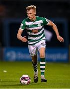24 May 2021; Liam Scales of Shamrock Rovers during the SSE Airtricity League Premier Division match between Shamrock Rovers and Sligo Rovers at Tallaght Stadium in Dublin. Photo by Stephen McCarthy/Sportsfile