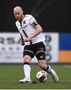 21 May 2021; Chris Shields of Dundalk during the SSE Airtricity League Premier Division match between Dundalk and Shamrock Rovers at Oriel Park in Dundalk, Louth. Photo by Ben McShane/Sportsfile
