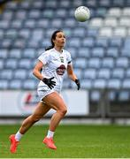 23 May 2021; Grace Clifford of Kildare during the Lidl Ladies Football National League Division 3B Round 1 match between Laois and Kildare at MW Hire O'Moore Park in Portlaoise, Laois. Photo by Piaras Ó Mídheach/Sportsfile