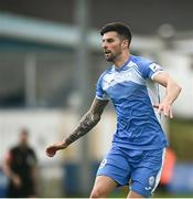 28 May 2021; Adam Foley of Finn Harps during the SSE Airtricity League Premier Division match between Finn Harps and Sligo Rovers at Finn Park in Ballybofey, Donegal. Photo by David Fitzgerald/Sportsfile