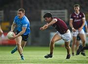 30 May 2021; Con O'Callaghan of Dublin in action against Sean Ó Ceallaigh of Galway during the Allianz Football League Division 1 South Round 3 match between Galway and Dublin at St Jarlath's Park in Tuam, Galway. Photo by Ramsey Cardy/Sportsfile