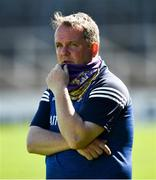 30 May 2021; Wexford manager Davy Fitzgerald during the Allianz Hurling League Division 1 Group B Round 3 match between Kilkenny and Wexford at UPMC Nowlan Park in Kilkenny. Photo by Ray McManus/Sportsfile