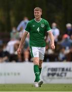 30 May 2021; Mark McGuinness of Republic of Ireland during the U21 international friendly match between Switzerland and Republic of Ireland at Dama de Noche Football Centre in Marbella, Spain. Photo by Stephen McCarthy/Sportsfile