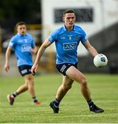 30 May 2021; Brian Fenton, right, and Eoin Murchan of Dublin during the Allianz Football League Division 1 South Round 3 match between Galway and Dublin at St Jarlath's Park in Tuam, Galway. Photo by Ramsey Cardy/Sportsfile