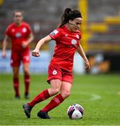 29 May 2021; Ciara Grant of Shelbourne during the SSE Airtricity Women's National League match between Shelbourne and Wexford Youths at Tolka Park in Dublin. Photo by Piaras Ó Mídheach/Sportsfile