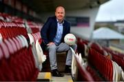 3 June 2021; Sky Sports GAA analyst Peter Canavan is pictured at the Sky Sports 2021 Championship launch, where the broadcaster announced their fixtures and an all-star line-up of pundits, commentators and presenters for the season ahead. Sky Sports Arena will be the home of GAA, with a total of 18 fixtures broadcasting on the channel – 12 of which are exclusive to Sky Sports. Photo by Brendan Moran/Sportsfile