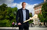 2 June 2021; Kilkenny legend Henry Shefflin pictured at the launch of the Allianz League Legends series in Dublin today, which features him and Kerry legend Tomás Ó Sé reminiscing about their most memorable Allianz League moments. This year marks the 29th season that Allianz has sponsored the competition, making it one of the longest sponsorships in Irish sport. Photo by David Fitzgerald/Sportsfile