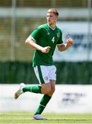 2 June 2021; Mark McGuinness of Republic of Ireland during the U21 International friendly match between Australia and Republic of Ireland at Marbella Football Centre in Marbella, Spain. Photo by Mateo Villalba Sanchez/Sportsfile