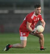 29 May 2021; Liam Rafferty of Tyrone during the Allianz Football League Division 1 North Round 3 match between Tyrone and Monaghan at Healy Park in Omagh, Tyrone. Photo by David Fitzgerald/Sportsfile