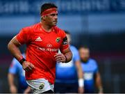 28 May 2021; CJ Stander of Munster during the Guinness PRO14 Rainbow Cup match between Munster and Cardiff Blues at Thomond Park in Limerick. Photo by Piaras Ó Mídheach/Sportsfile