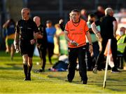 29 May 2021; Armagh manager Kieran McGeeney during the Allianz Football League Division 1 North Round 3 match between Armagh and Donegal at the Athletic Grounds in Armagh. Photo by Piaras Ó Mídheach/Sportsfile