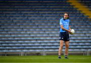5 June 2021; Hannah Tyrrell of Dublin prepares to take a free during the Lidl Ladies Football National League Division 1B Round 3 match between Tipperary and Dublin at Semple Stadium in Thurles, Tipperary. Photo by Seb Daly/Sportsfile