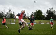 10 June 2021; Neil McManus at the GAA for Dads & Lads Launch at St. Patricks GFC in Donagh, Fermanagh. Photo by David Fitzgerald/Sportsfile