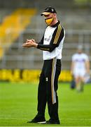 6 June 2021; Kilkenny manager Brian Cody before the Allianz Hurling League Division 1 Group B Round 4 match between Kilkenny and Laois at UPMC Nowlan Park in Kilkenny. Photo by Eóin Noonan/Sportsfile