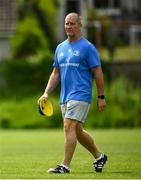7 June 2021; Leinster senior coach Stuart Lancaster during squad training at UCD in Dublin. Photo by David Fitzgerald/Sportsfile