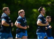 7 June 2021; Jack Conan during Leinster Rugby squad training at UCD in Dublin. Photo by David Fitzgerald/Sportsfile