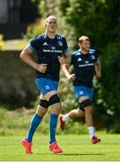 7 June 2021; Devin Toner during Leinster Rugby squad training at UCD in Dublin. Photo by David Fitzgerald/Sportsfile