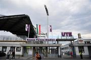 7 June 2021; A general view of Szusza Ferenc Stadion ahead of a Republic of Ireland training session in Budapest, Hungary. Photo by Alex Nicodim/Sportsfile