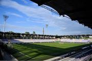 7 June 2021; A general view during of Szusza Ferenc Stadion before a Republic of Ireland training session at Szusza Ferenc Stadion in Budapest, Hungary. Photo by Alex Nicodim/Sportsfile