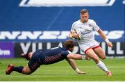 5 June 2021; Ian Madigan of Ulster during the Guinness PRO14 Rainbow Cup match between Edinburgh and Ulster at BT Murrayfield Stadium in Edinburgh, Scotland. Photo by Paul Devlin/Sportsfile