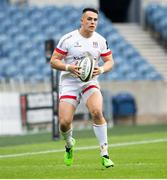 5 June 2021; James Hume of Ulster during the Guinness PRO14 Rainbow Cup match between Edinburgh and Ulster at BT Murrayfield Stadium in Edinburgh, Scotland. Photo by Paul Devlin/Sportsfile