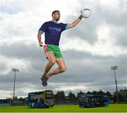 8 June 2021; Dublin and Ballymun Kickhams footballer James McCarthy pictured at the launch of the Go-Ahead Dublin GAA Leagues and Championships at Parnell Park in Dublin. Go-Ahead Ireland are proud to announce their continued dedication to the community by means of partnering with Dublin GAA for the next three years.  Photo by Ramsey Cardy/Sportsfile