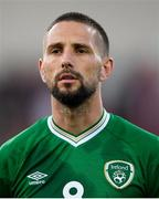 8 June 2021; Conor Hourihane of Republic of Ireland before the international friendly match between Hungary and Republic of Ireland at Szusza Ferenc Stadion in Budapest, Hungary. Photo by Alex Nicodim/Sportsfile