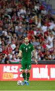 8 June 2021; Shane Duffy of Republic of Ireland during the international friendly match between Hungary and Republic of Ireland at Szusza Ferenc Stadion in Budapest, Hungary. Photo by Alex Nicodim/Sportsfile